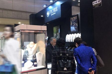 2019年 IJT第30回国際宝飾展に出展いたしました。